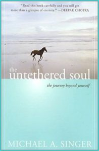 the unethered soul with Border