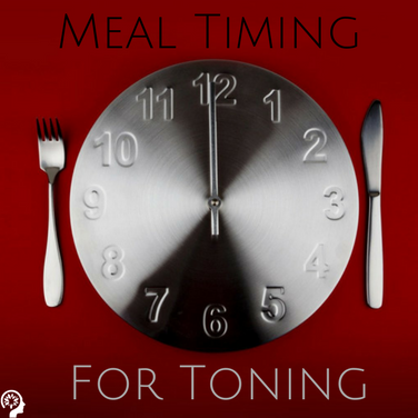 Meal Timing for Toning