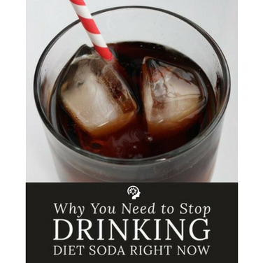 Stop Drinking Diet Soda