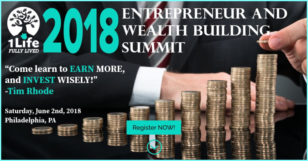 ENTREPRENEUR & WEALTH BUILDING SUMMIT 2018